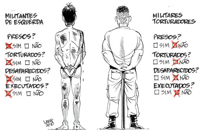 Latuff - Ditadura